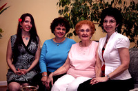 060915_1355_5D Kym Maria Rosie and Kathy on Rosie's 85th Birthday