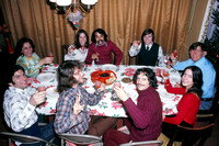 731225_0002_FTb Christmas Dinner at Home 1973