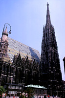 790600_0191_F1 Stephansdom, St Stephen's Cathedral in Vienna Austria