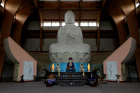 170615_3160_NX1 The Great Buddha Hall at Chuang Yen Monastery in Carmel New York