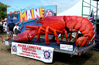 170804_3377_NX1 Patty and Time Welcome Us to Rockland for the 2017 70th Maine Lobster Festival