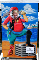 170804_3376_NX1 Patty Gets Her Pirate On at the 2017 Maine Lobster Festival