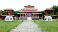 Chuang Yen Monastery and Great Buddha Hall